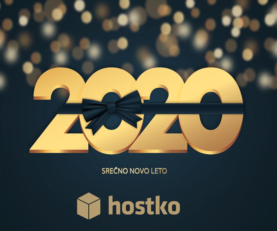 Srečno v letu 2020!